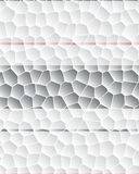 abstract chrome seamless pattern template backgrou Royalty Free Stock Photos