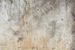Eps 10 vit murbruk i sprickor Arkivbilder