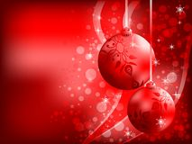 Eps10 Christmas background Stock Image