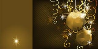 Eps10 christmas background Stock Image