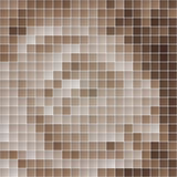 EPS10 mosaic background Stock Photos