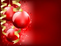 Eps8 Christmas background Royalty Free Stock Images