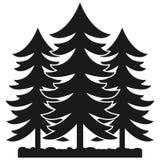 EpsHand de vecteur de forêt dessiné, Crafteroks, svg, dossier libre et libre de svg, ENV, dxf, vecteur, logo, silhouette, icône,  illustration libre de droits