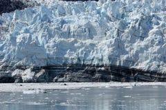 παγετώνας της Αλάσκας θ&epsi Στοκ Εικόνες