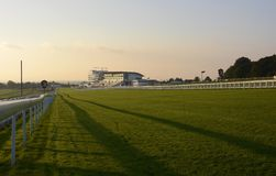 Epsom Racecourse. Surrey. England Royalty Free Stock Photos