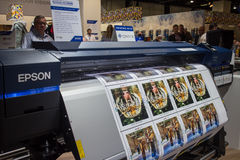 Epson at Photokina 2016 Royalty Free Stock Photos
