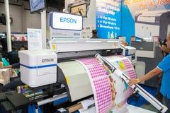 Epson printer Stock Photo