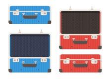 Epty Travel Suitcase royalty free illustration