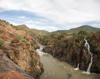 Epupa Falls royalty free stock photos