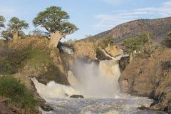 Epupa Falls, Namibia Stock Photos