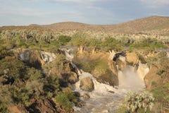Epupa Falls, Namibia Royalty Free Stock Photos