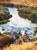 Epupa. Falls view, Namibia, Africa Stock Photo