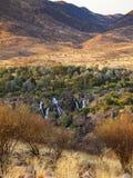 Epupa. Falls view, Namibia, Africa Royalty Free Stock Photo