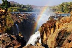 Epupa Waterfall Stock Images