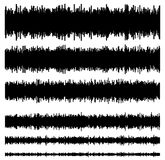 Eq/шаблоны элемента выравнивателя Комплект версии 6 Музыка, звук иллюстрация штока