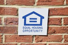 Equal Housing Opportunity  Crest. Equal Housing Opportunity All real estate advertised herein is subject to the Federal Fair Housing Act, which makes it illegal royalty free stock images