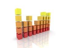 Equaliser Royalty-vrije Stock Afbeelding