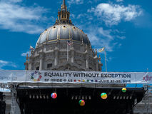 Equality without exception Stock Photography