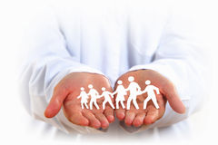 Equality of people Stock Images