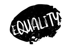 Equality rubber stamp Stock Images
