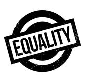 Equality rubber stamp Stock Photography