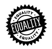 Equality rubber stamp Stock Photos