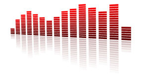 Equalizer Royalty Free Stock Image
