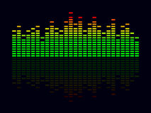 Equalizer Stock Photography
