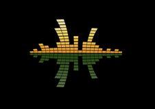 Equalizer Royalty Free Stock Image