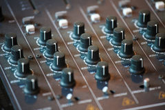 Equalizer Royalty Free Stock Photos