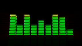 Equalizer for music background