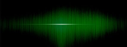 Equalizer, Sound wave , wave frequencies, light abstract background, Bright, laser. Red Sound waves oscillating. Abstract music. Equalizer, Sound wave , wave Royalty Free Stock Photos