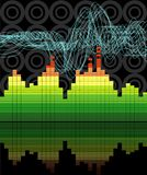 Equalizer / vector Stock Photography