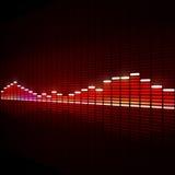 Equalizzatore di Digital Immagini Stock