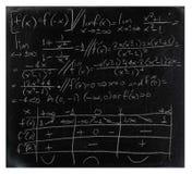 Equation Royalty Free Stock Photos