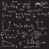 Equations Stock Image