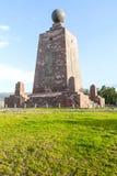 Equator Monument Ne Royalty Free Stock Photography
