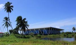 Equatoriaal Overeenkomstcentrum royalty-vrije stock fotografie