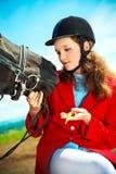 Equestre foto de stock royalty free