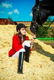 Equestrian Stock Image