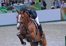 Equestrian stock image