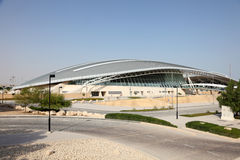 Equestrian centre in Doha Royalty Free Stock Photo