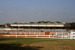 Equestrian Complex Royalty Free Stock Photos