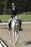 Equestrian - dressage Stock Photo