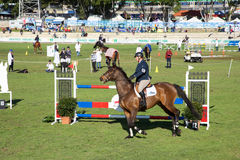Equestrian Event Royalty Free Stock Images