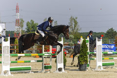 Equestrian event Royalty Free Stock Photo