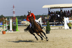 Equestrian event Stock Photo