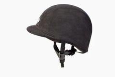 Equestrian helmet Royalty Free Stock Image