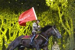 Equestrian show Stock Photos