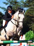 Equestrian sport Stock Photo